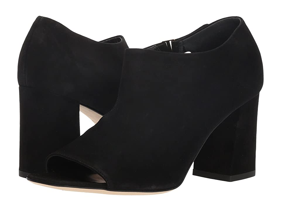 Via Spiga Eladine (Black Suede) Women