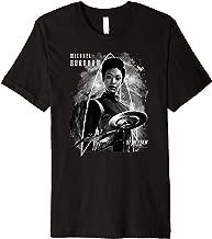 Star Trek Discovery Michael Burnham Delta Premium T-Shirt