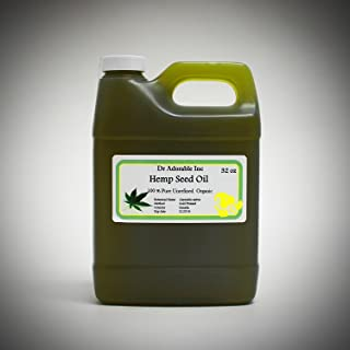 Hemp Seed Oil A Level of Beauty & Health 32 Oz/1 Quart