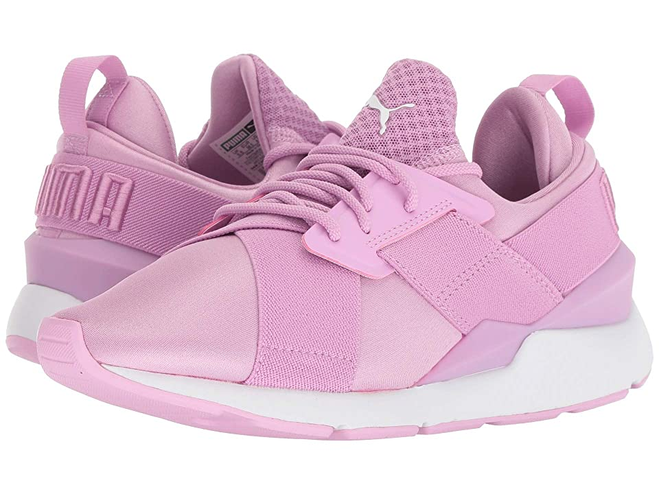 Puma Kids Muse (Big Kid) (Orchid/Orchid) Girl