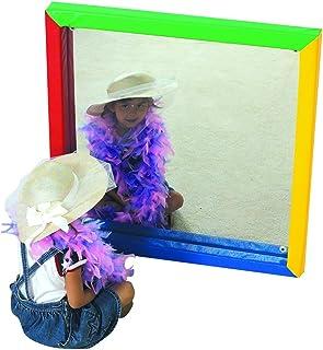 Children's Factory Soft Frame Flat Mirror Classroom Furniture (CF332-518)