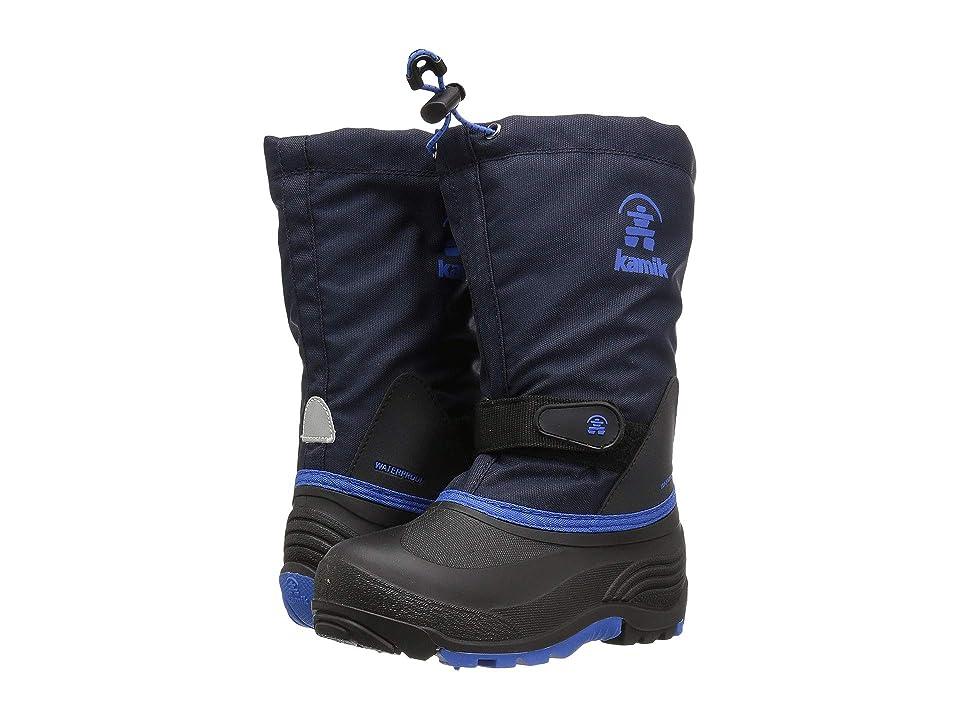 Kamik Kids WaterbugW (Toddler/Little Kid/Big Kid) (Navy/Blue) Boys Shoes