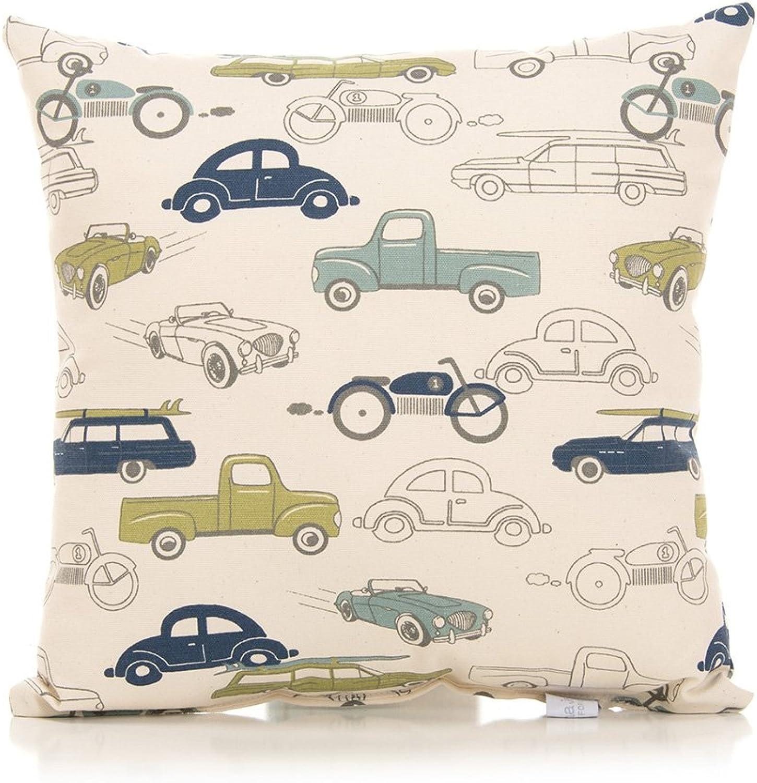 Sweet Potato Pillow Cars, Uptown