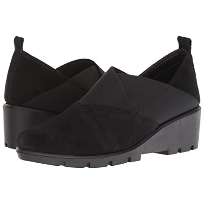 The FLEXX Crosstown (Black Suede) Women