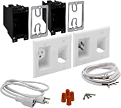 Best in wall low voltage cable installation kit Reviews