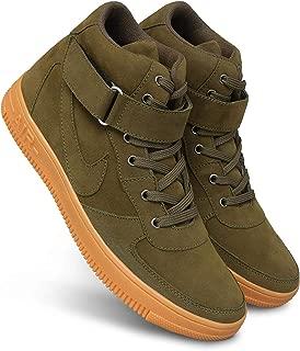 RELFA Men Casual Boot Shoes for Men