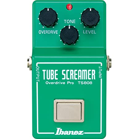 Ibanez TS808 Overdrive Pedal
