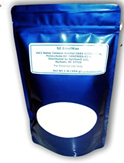 SZ EmulWax 1 Lb (Emulsifying Wax)