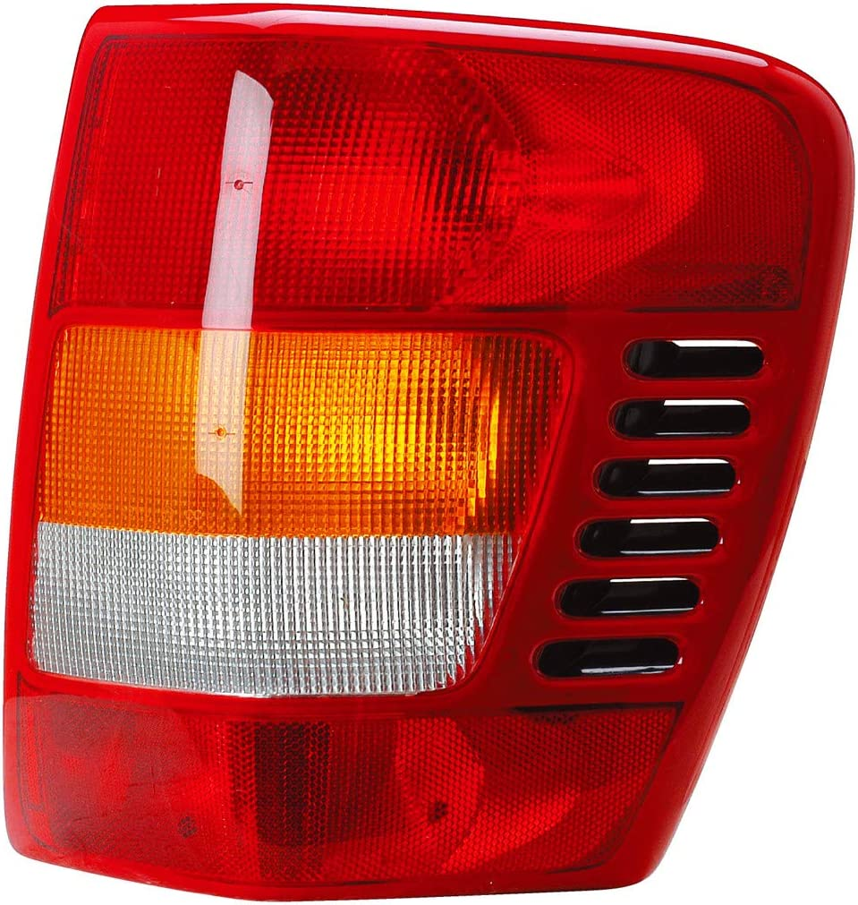 JP 豊富な品 Auto Outer Tail Light Compatible 200 Cherokee With 高品質 Grand Jeep