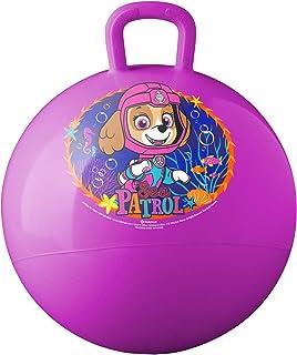 Hedstrom Nickelodean Paw Patrol (Skye) Hopper Ball, Hop Ball for Kids, 15 Inch