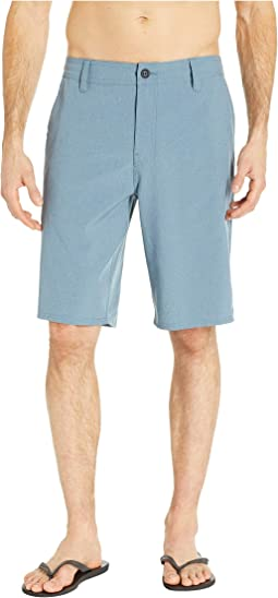 Loaded Heather Hybrid Boardshorts