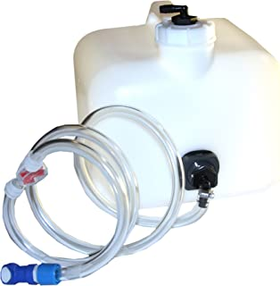 E-Z-GO Battery Filling System with 2-1/2-Gallon Gravity Feed Tank