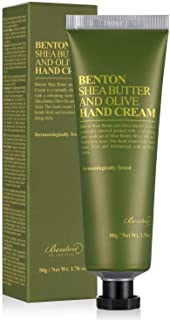 Benton Shea Butter and Olive Hand Cream 50 g 50 g
