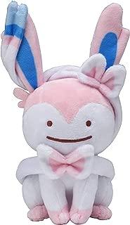 Pokemon Center Japan Original Stuffed Toy Makeover! Ditto Sylveon 7.4inch