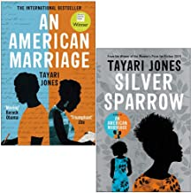 An American Marriage & Silver Sparrow By Tayari Jones 2 Books Collection Set