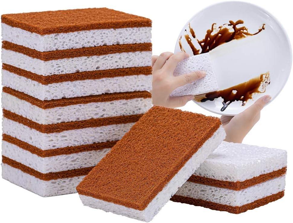 Coconut sponges