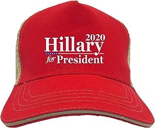 Hillary for President 2020 - Election Twill Soft Mesh Trucker Hat