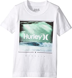 Hurley Kids - Open Mind T-Shirt (Little Kids)