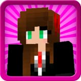 Skins for girls in suits