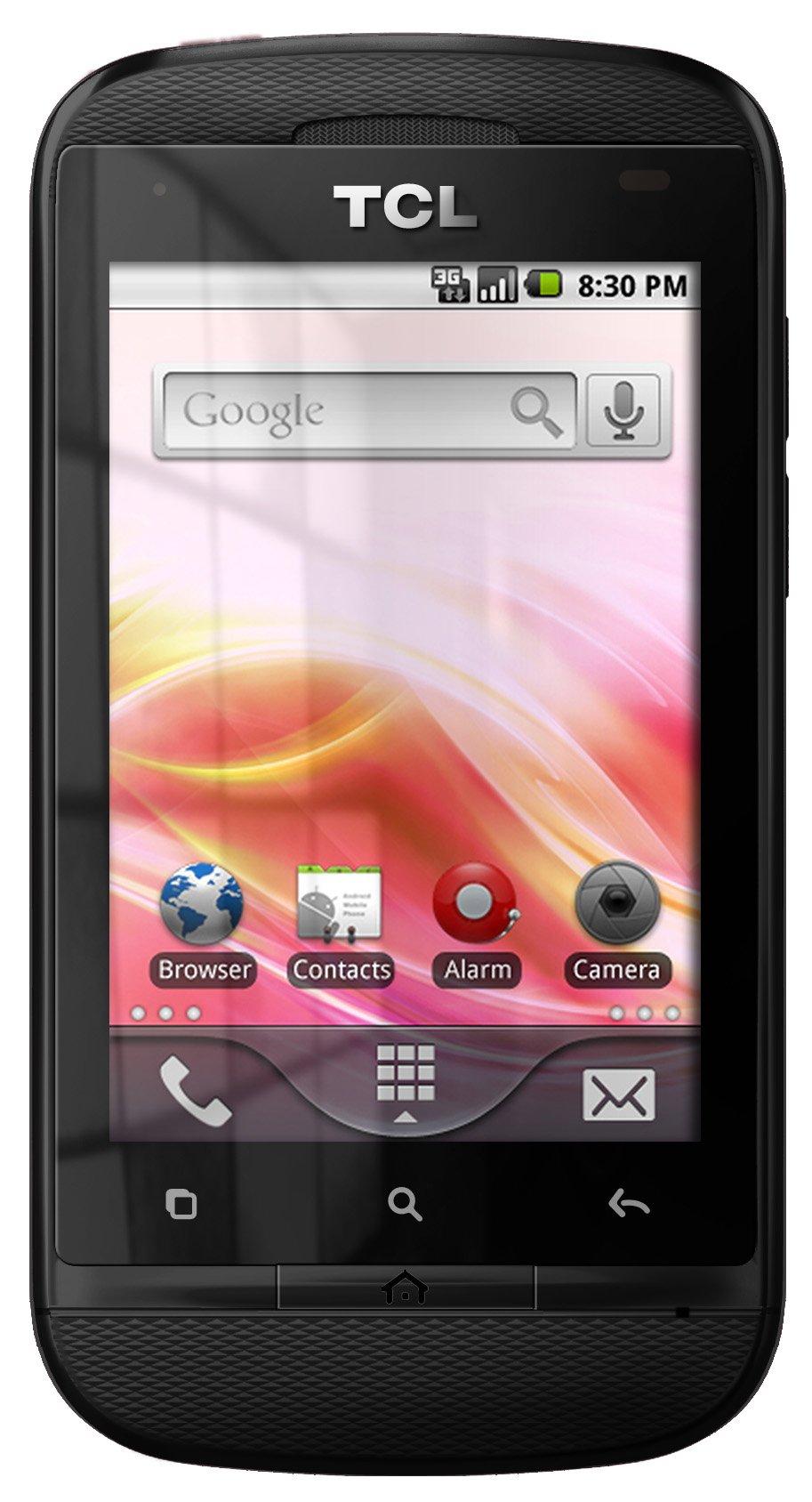 TCL TLH-920 - Smartphone libre Android color negro [Importado de ...