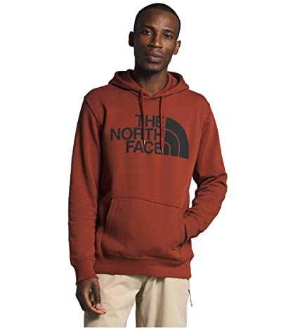 The North Face Half Dome Pullover Hoodie (Brandy Brown/TNF Black) Men