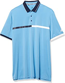 adidas Men's Ultimate365 3-Stripes Polo