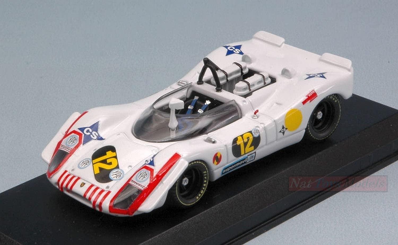 Best modello BT9686 Porsche 908 02 N.12 1000 KM B.Aires 1970 Soler Roig-RINDT 1 43 Compatibile con