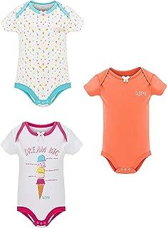 U.S. Polo Assn. Kız Bebek Body