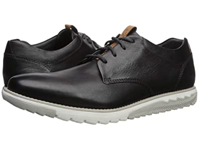 Hush Puppies Expert PT Lace-Up (Black Leather) Men