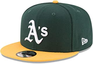 New Era Oakland Athletics Basic Logo MLB Snapback Gorra