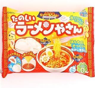 funny Ramen shop Gyoza Kracie Popin' Cookin' DIY candy [並行輸入品]