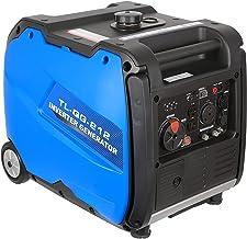 BILT HARD Quiet Inverter Generator 4000 Watt, RV Ready with Electric & Recoil Start, Gas Powered Outdoor Generator for Cam...