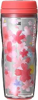 Starbucks Sakura 2018 Cherry Blossoms Mirror layered bottle 12 oz Japan