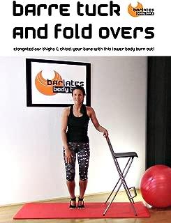 Barlates Body Blitz Barre Tucks and Fold Overs Workout