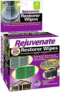 Rejuvenate Restorer Wipes 15-Pack
