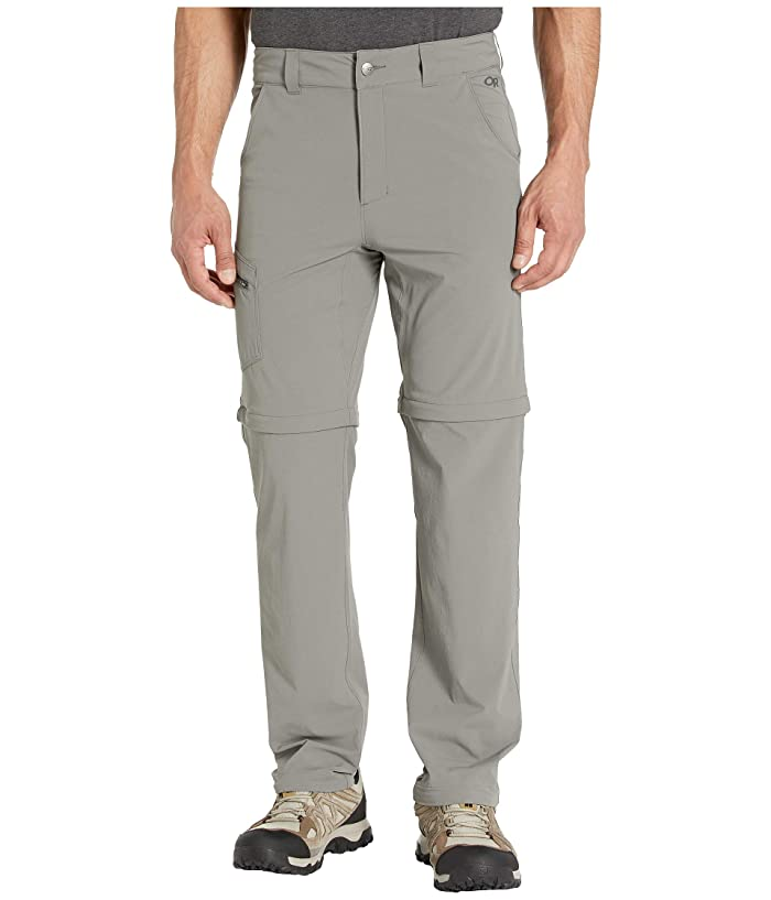 Outdoor Research Ferrosi Convertible Pants (Pewter) Men