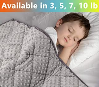 weighted blanket for 8 year old