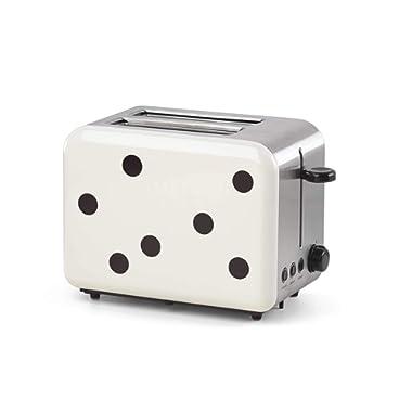 KATE SPADE 875312 Deco Dot 2-Slice Toaster, 3.4 LB, Multi