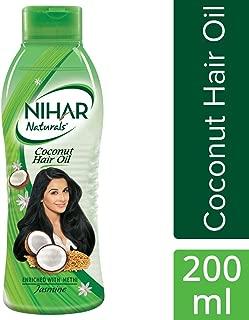 Nihar Natural Coconut Jasmine Hair Oil -200ml