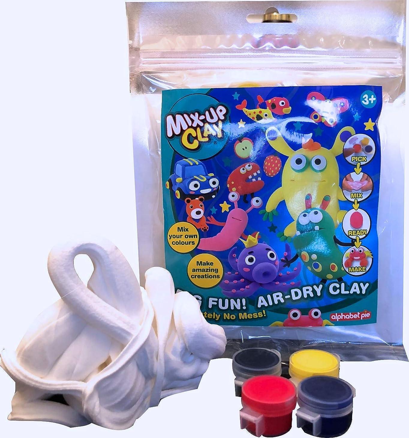 ALPHABET PIE 29417 Mix-Up-Clay 60g
