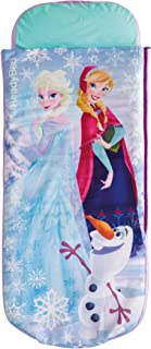 Disney Frozen Junior Ready Bed - All-in-One Sleepover Solution