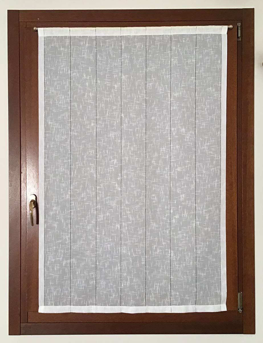 mauro Visillo Medida para Ventana y Puerta-Visillo Panel Ancho ...