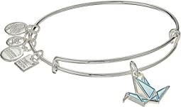 Charity By Design Paper Crane Bangle