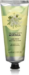 The Body Shop Moringa Hand Cream, 3.4 Fluid Ounce