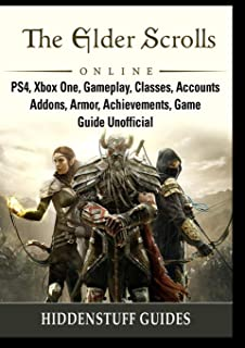 The Elder Scrolls Online, PS4, Xbox One, Gameplay, Classes, Accounts, Addons, Armor, Achievements, Game Guide Unofficial