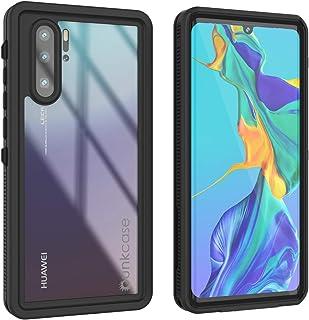 PunkCase Huawei P30 Pro Waterproof Case [Studstar Series] [Slim Fit] [Ip68 Certified] [Shockproof] [Dirtproof] [Snowproof]...