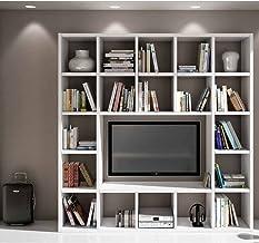 Mobile Porta Tv Libreria Moderno.Amazon It Mobile Libreria E Porta Tv