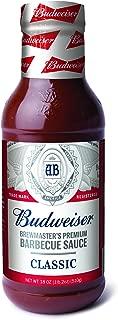 Budweiser Classic BBQ Sauce (Pack of 3)