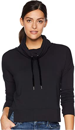 Miya Funnel Neck Top