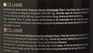 Drasanvi Collmar Colageno Magnesio + Acido Hialuronico Sabor Vainilla - 300 gr
